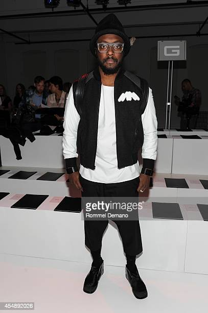 william attends the Porsche Design Spring/Summer 2015 show during the MercedesBenz Fashion Week Spring 2015 at Center 548 on September 7 2014 in New...