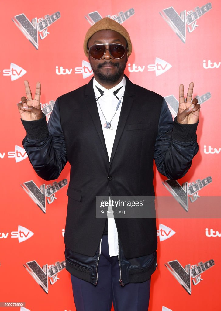 The Voice UK 2018 Launch Photocall