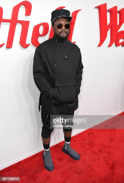 william attends the Westfield Century City Reopening Celebration on October 3 2017 in Century City California