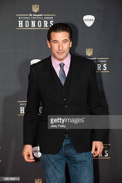 William Baldwin attends the 2012 NFL Honors at the Murat Theatre on February 4 2012 in Indianapolis Indiana