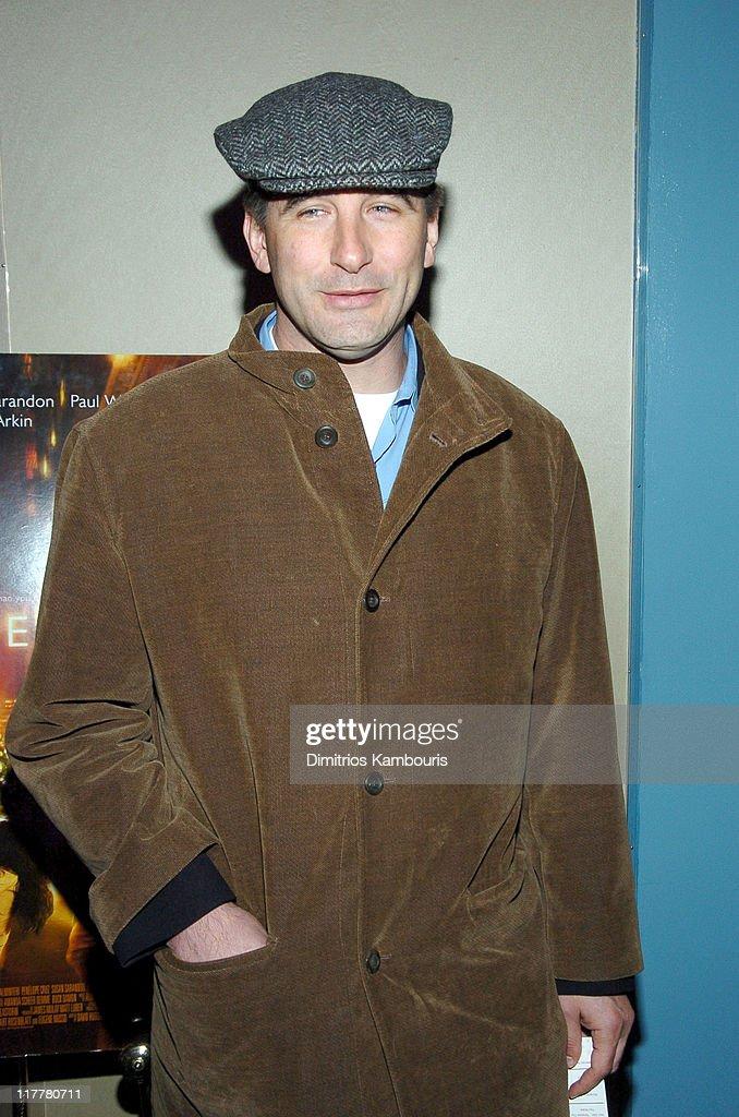 William Baldwin during 'Noel' New York City Premiere - Arrivals at Regal United Artist Battery Park City Stadium 16 in New York City, New York, United States.