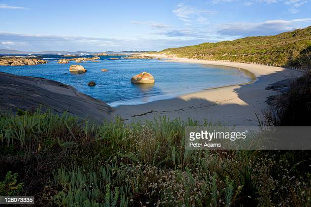 william beach, william bay national park, near denmark, western australia - peter adams stock pictures, royalty-free photos & images