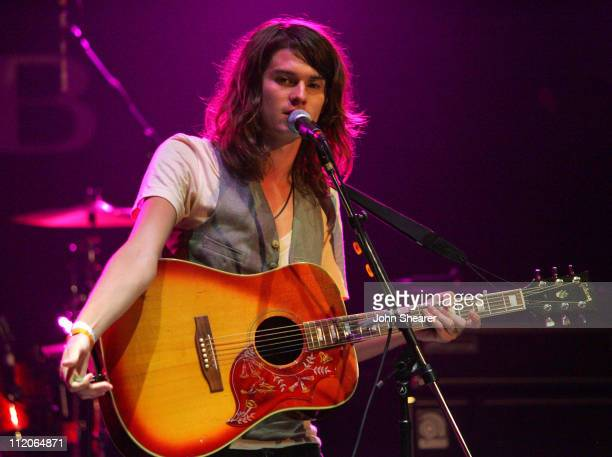 William Beckett of The Academy Is during Snakes on a Plane Soundtrack Release Party at Key Club in Hollywood California United States