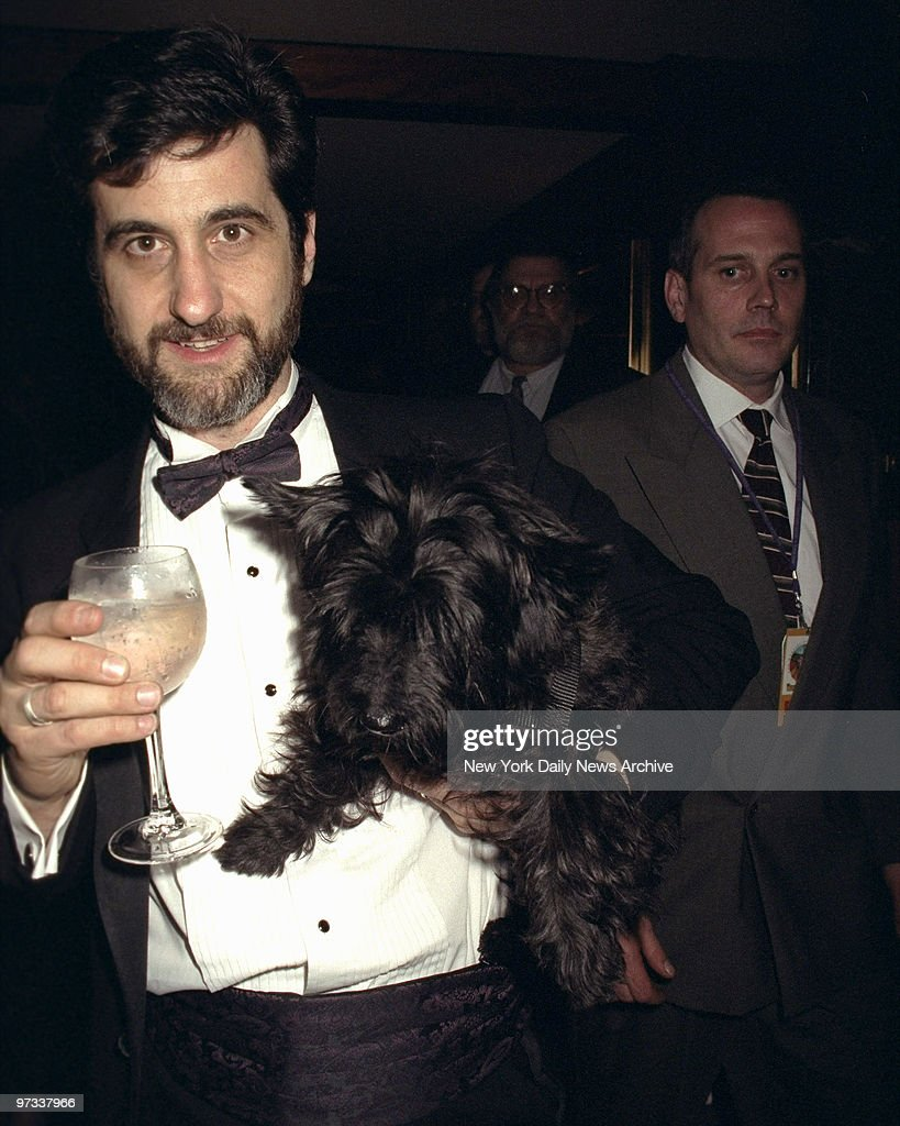 William Berloni and Toto at party for Wizard Of Oz play at M ...