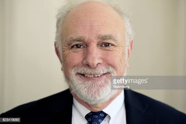 William 'Bill' Baer principal deputy associate attorney general at the US Department of Justice smiles for a photograph after an interview at the...