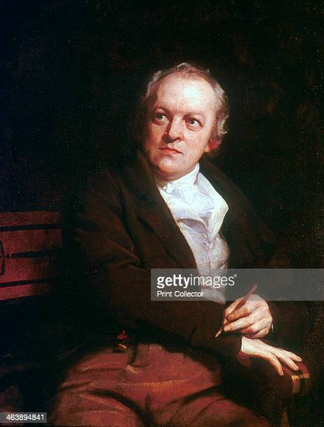 a biography of william blake an english poet painter printmaker and mystic