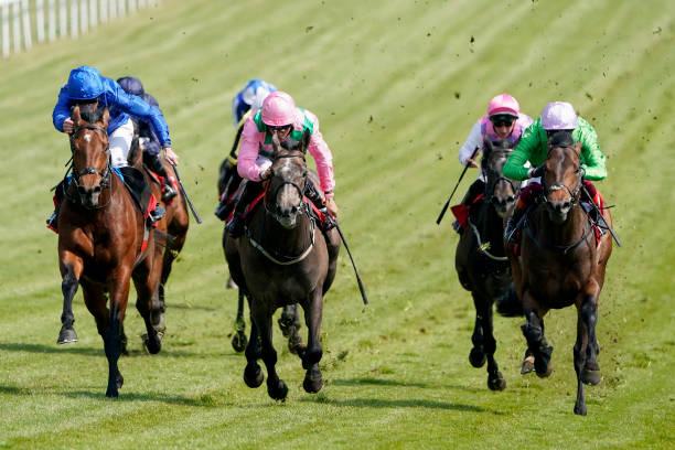 GBR: Epsom Races