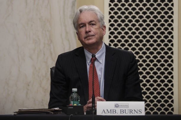 DC: William Burns Confirmation Hearing To Be Director Of CIA Before Senate Intelligence Committee