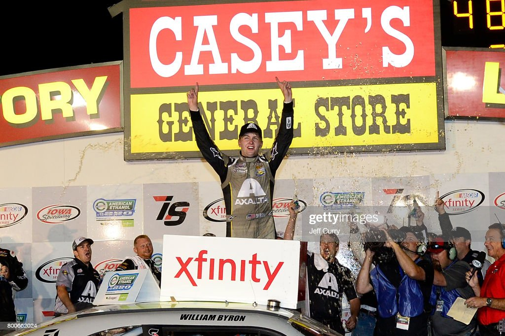 NASCAR XFINITY Series AmericanEthanolE15 250 presented by Enogen : News Photo