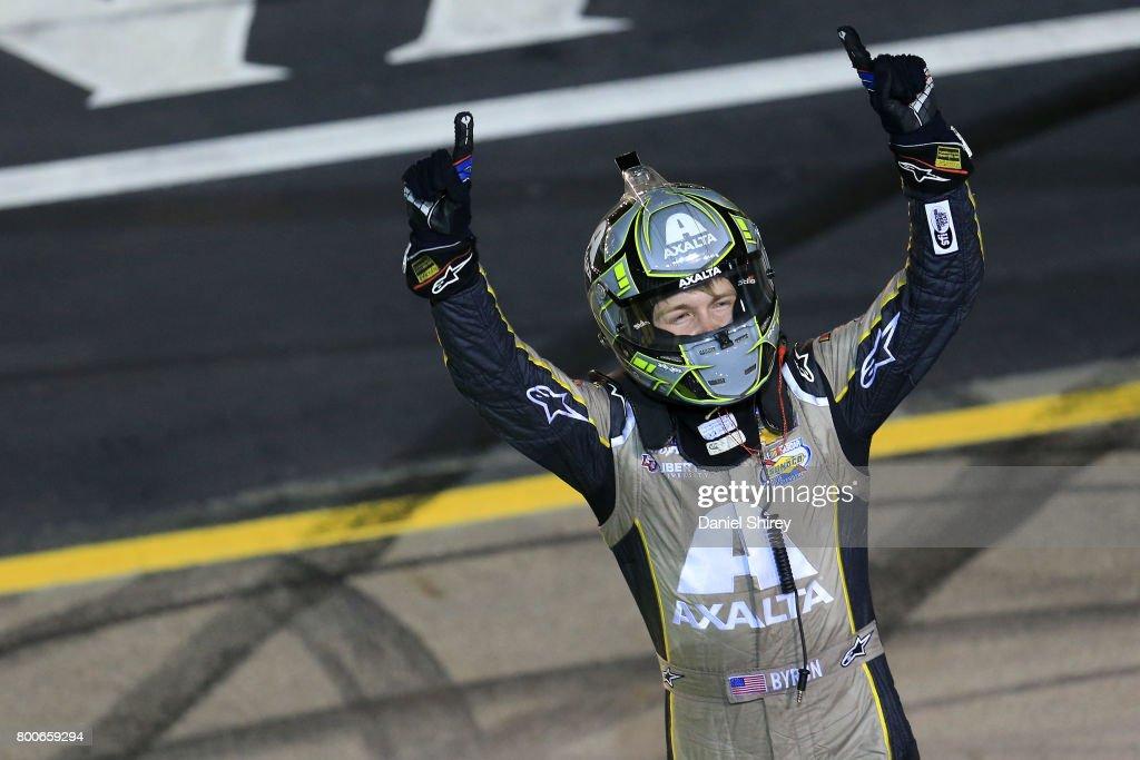 NASCAR XFINITY Series AmericanEthanol E15 250 presented by Enogen : News Photo