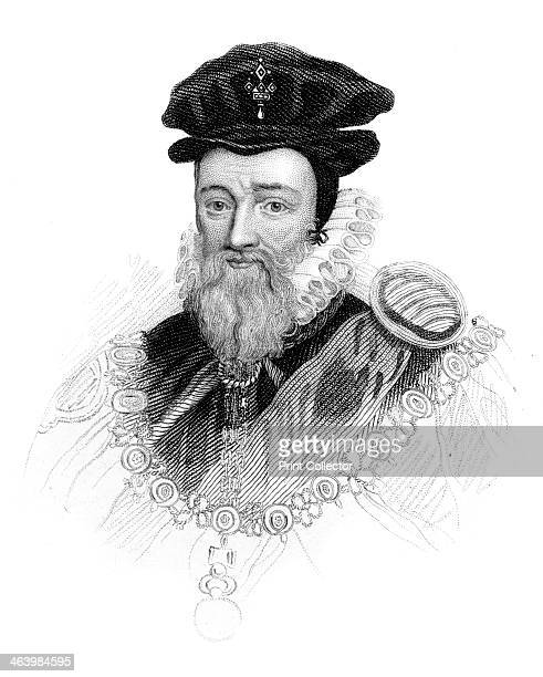 William Cecil 1st Baron Burghley Cecil was an English politician and the chief advisor of Queen Elizabeth I Taken from the book Old England's...