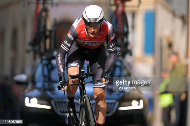 William Clarke of Australia and Team Trek - Segafredo / during the 73rd Tour de Romandie 2019, Prologue a 3,87km Individual Time Trial from Neuchâtel...