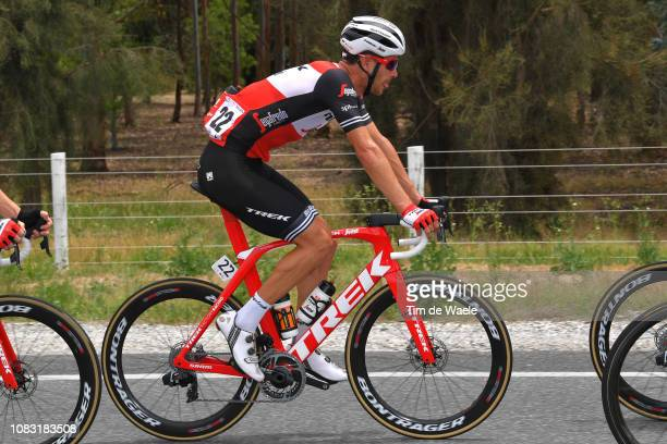 William Clarke of Australia and Team Trek-Segafredo / during the 21st Santos Tour Down Under 2019, Stage 2 a 122,1km stage from Norwood to Angaston /...