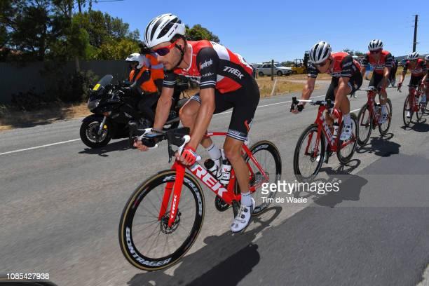William Clarke of Australia and Team Trek-Segafredo / during the 21st Santos Tour Down Under 2019, Stage 6 a 151,5km stage from McLaren Vale to...