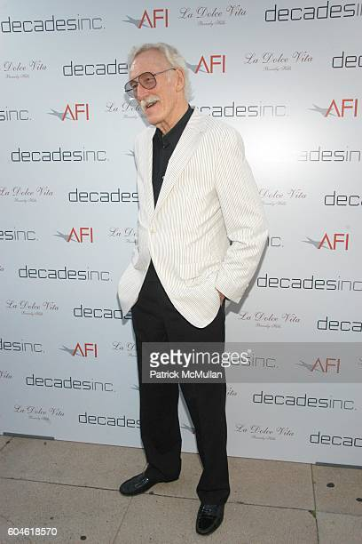 William Claxton attends La Dolce Vita Celebrates its 40TH Aniversary with The American Film Institute and Cameron Silver of Decades at La Dolce Vita...