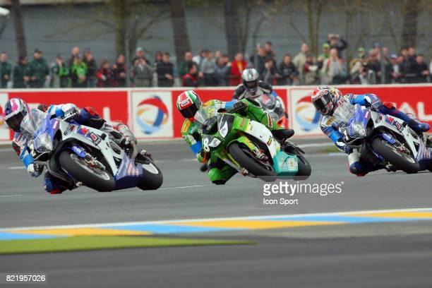 William COSTES / David MORILLON / Vincent PHILIPPE - 19.04.08 - 24 Heures du Mans 2008