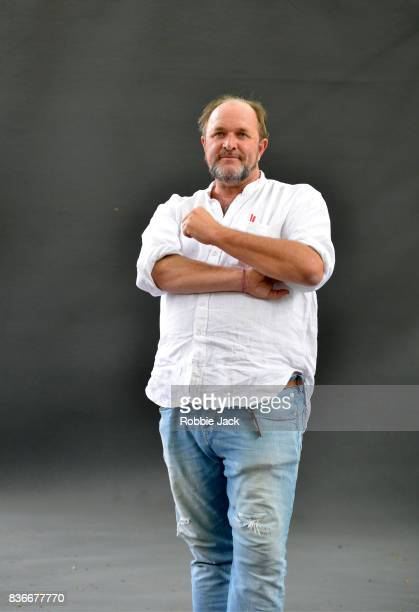 William Dalrymple at the Edinburgh International Book Festival on August 20 2017 in Edinburgh Scotland
