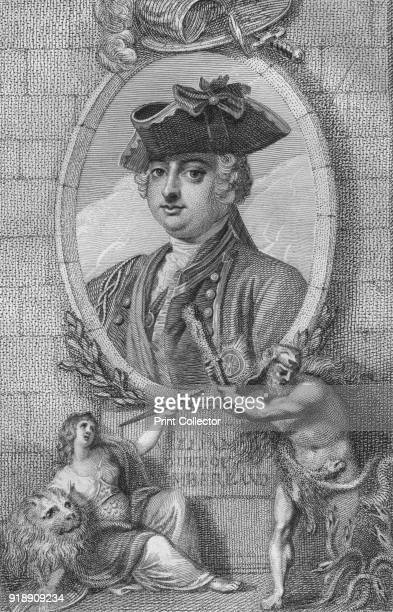 'William Duke of Cumberland' 1790 Prince William Augustus Duke of Cumberland son of George II of Great Britain and Caroline of Ansbach He was Duke of...