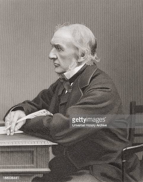William ewart gladstone stock photos and pictures getty images william ewart gladstone 1809 to 1898 british liberal statesman and four times prime minister of the sciox Choice Image