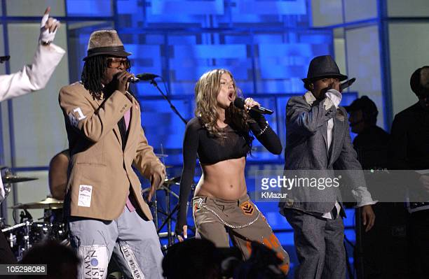 WillIAm Fergie and apldeap and Black Eyed Peas