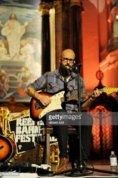 William Fitzsimmons der amerikanische SingerSongwriter live beim Reeperbahnfestival 2015 Konzert beim Musikfestival in den Clubs um die Hamburger...