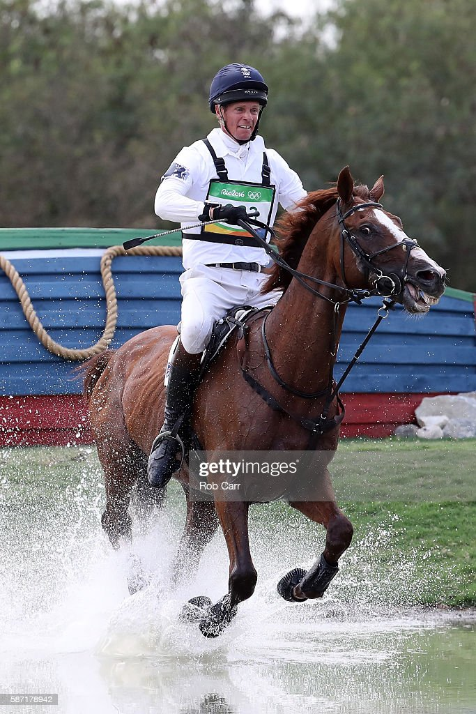 Equestrian - Olympics: Day 3