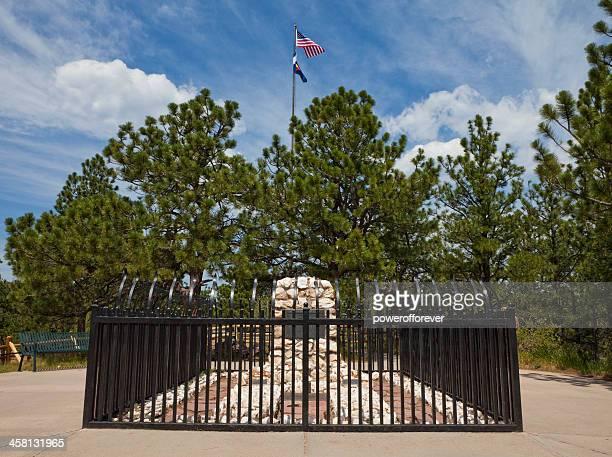 William Frederick 'Buffalo Bill' Cody's Grave - Golden, Colorado