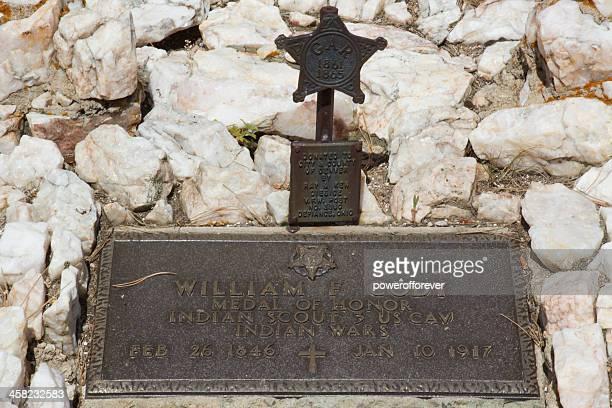 """William Frederick """"Buffalo Bill"""" Cody's Grave - Golden, Colorado"""