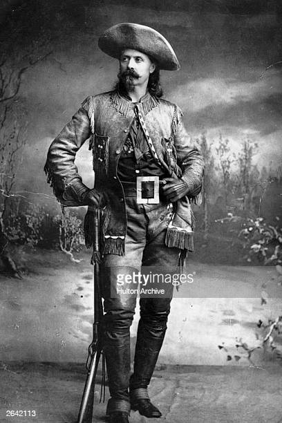 William Frederick Cody American Army scout and showman known as Buffalo Bill after slaughtering huge amounts of buffalo to feed workers for the...