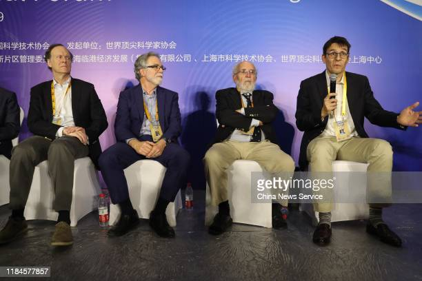 William G Kaelin Jr winner of the 2019 Nobel Prize in Physiology or Medicine Gregg L Semenza winner of the 2019 Nobel Prize in Physiology or Medicine...