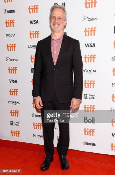William Goldenberg attends the 2018 Toronto International Film Festival premiere of '22 July' at The Elgin on September 8 2018 in Toronto Canada