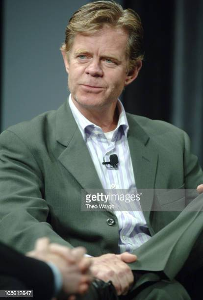 William H Macy 11064_376JPG during 2006/2007 TBS and TNT UpFront Show at Madison Square Garden in New York City New York United States
