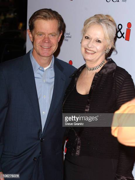 William H Macy and Penelope Spheeris during Wheels Up Films' The Kid I Los Angeles Premiere Arrivals at Grauman's Chinese Theater in Hollywood...