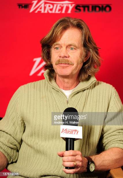 William H. Macy attends Day 3 of the Variety Studio at the 2012 Sundance Film Festival on January 23, 2012 in Park City, Utah.