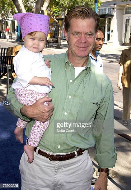 William H Macy Daughter Sofia Grace at the Old Navy Store in Santa Monica California