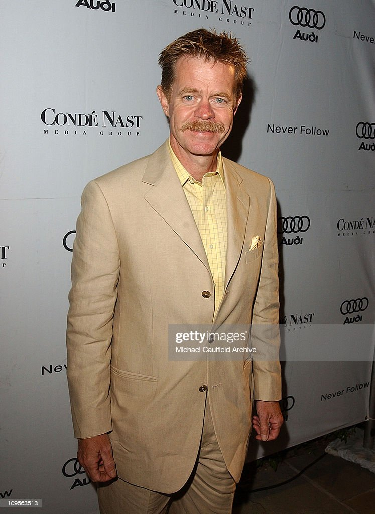 Audi and CondT Nast Honor William H. Macy as Innovator in Film