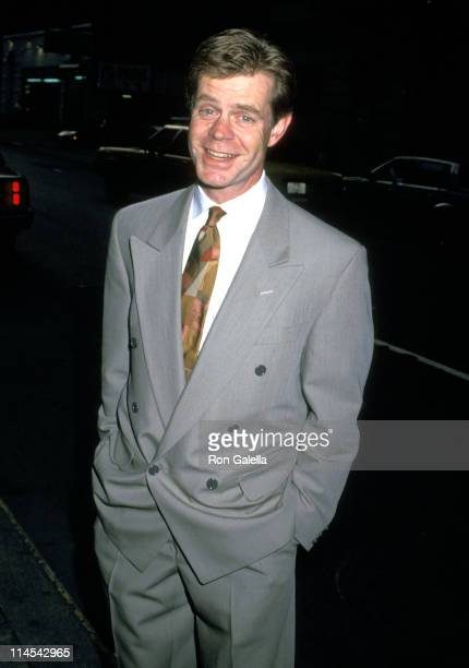 William H Macy during Live Radio Benefit for Atlantic Theatre Company June 7 1993 at Supper Club in New York City New York United States