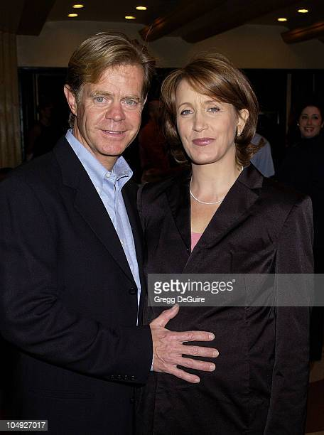 William H Macy wife Felicity Huffman arriving at the IFP/West Independent Spirit Awards Nomination Announcement Party