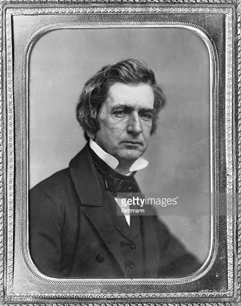 William Henry Seward, , American statesman.