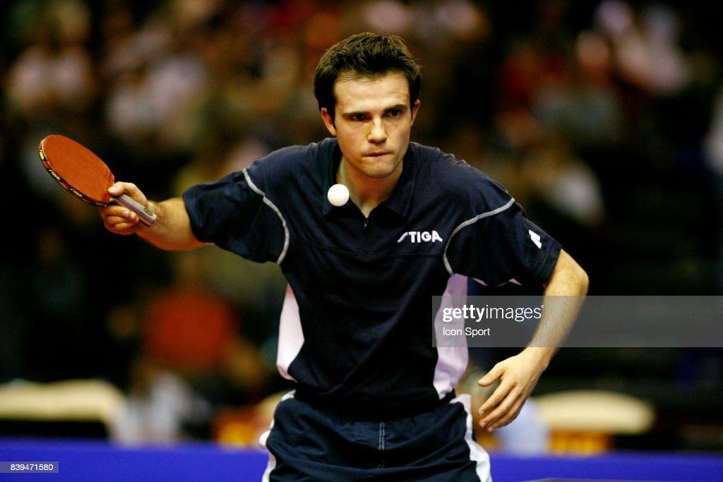 William Henzel Coupe Du Monde Tennis De Table Paris News