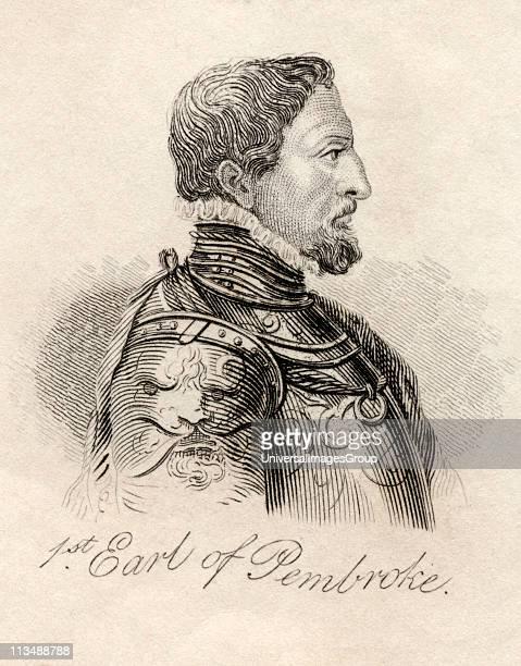20 1st Earl Of Pembroke Pictur...