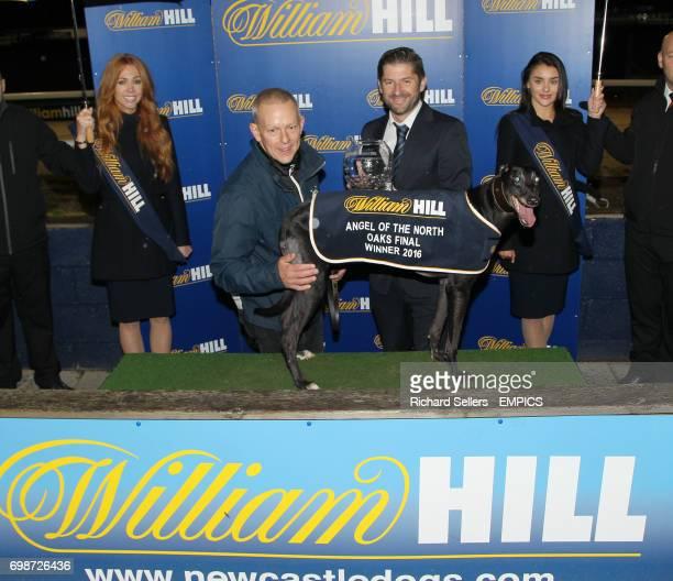 William Hill Angel Of The North Oaks Final winner 4 Greenhill Gem