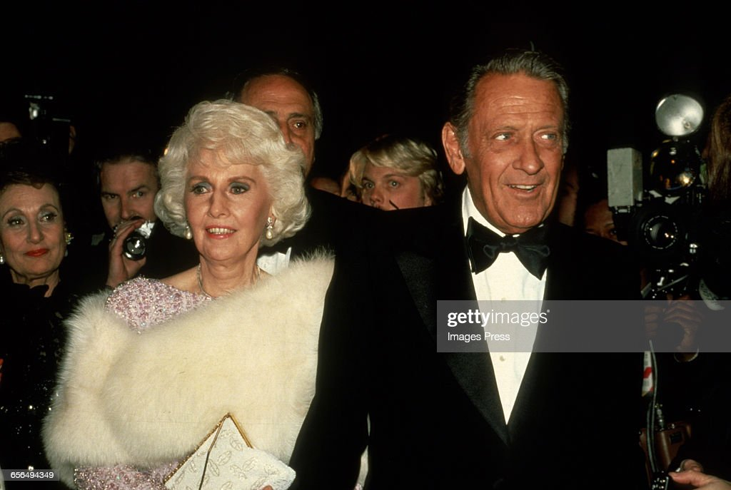 William holden and barbara stanwyck pictures getty images william holden and barbara stanwyck circa 1981 in new york city publicscrutiny Gallery