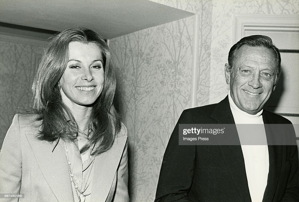 William holden and stefanie powers pictures getty images william holden and stefanie powers circa 1980 in new york city publicscrutiny Image collections
