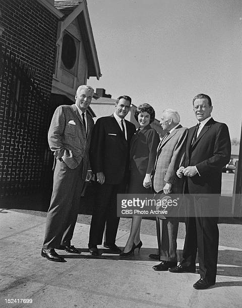 William Hopper as Paul Drake Raymond Burr as Perry Mason Barbara Hale as Della Street Ray Collins as Lt Tragg and William Talman as District Attorney...