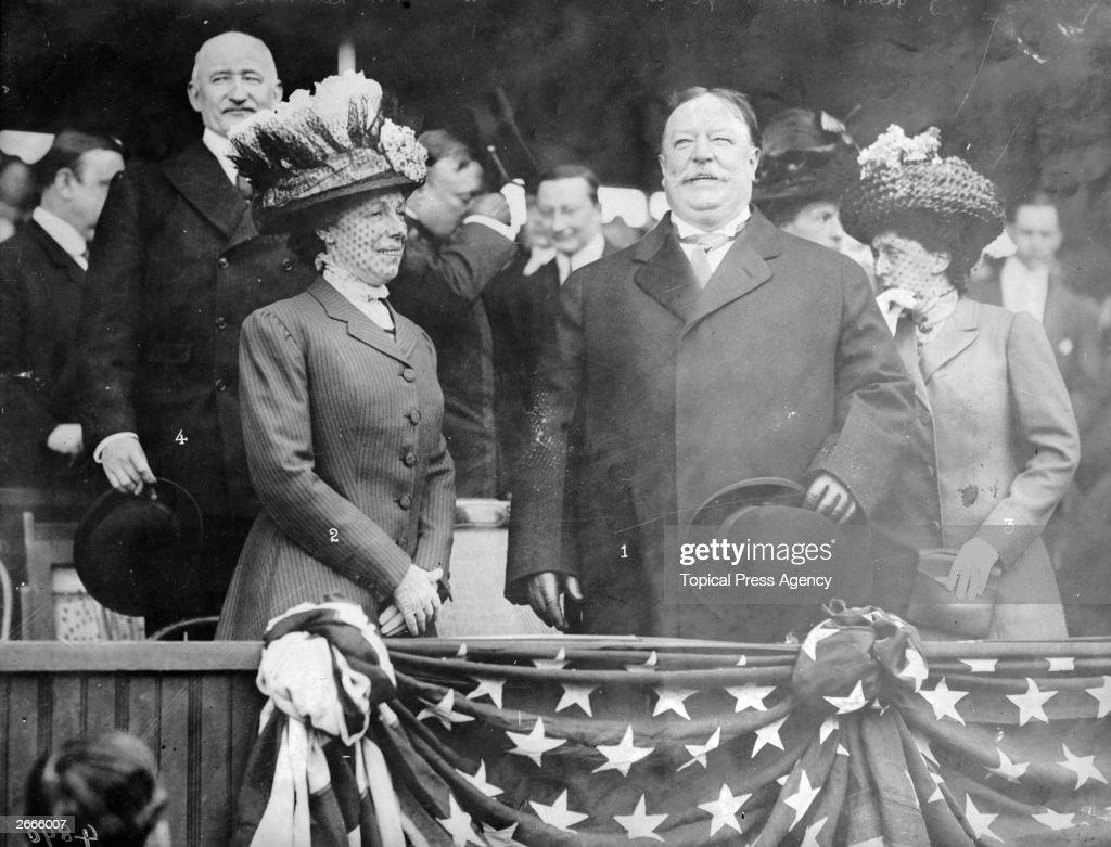 William Howard Taft : News Photo