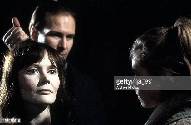 William Hurt and Joanna Pacula in a scene from the film 'Gorky Park' 1983