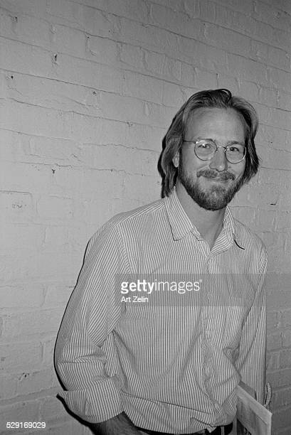 William Hurt backstage circa 1970 New York