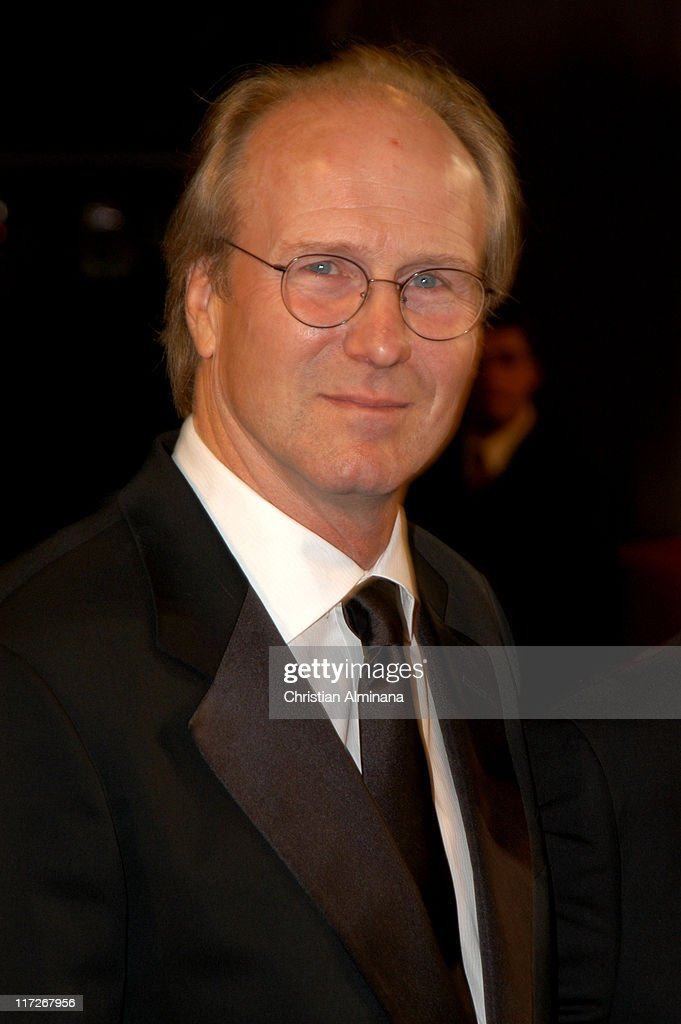 William Hurt during 2005 Cannes Film Festival - A History of Violence Premiere at Palais de Festival in Cannes, France.