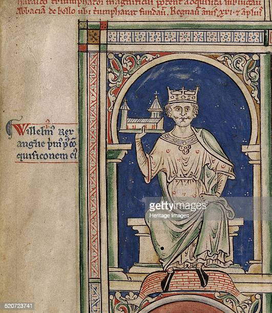 William I Found in the collection of British Library